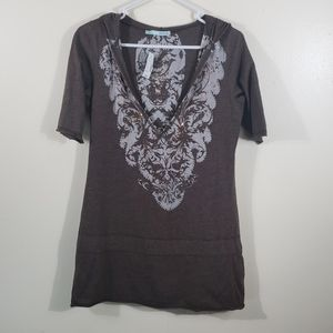 6/$30 maurices medium top NWT